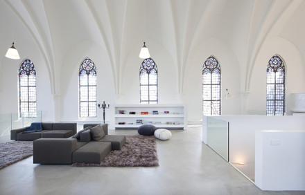 Arquitetura intervenção igreja